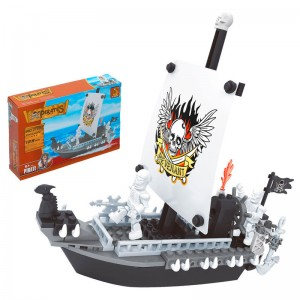 Pirate Ship building game