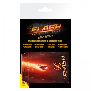 DC Comics The Flash card holder