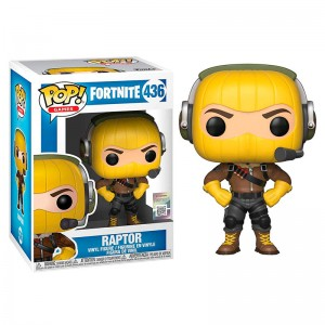 POP figure Fortnite Raptor