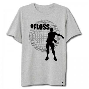 Fortnite Floss Grey t-shirt