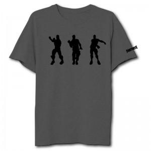 Fortnite Dancing Grey adult t-shirt