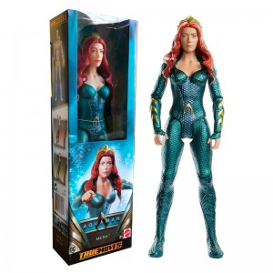 DC Comics Aquaman Mera figure