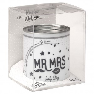 Mr/mrs money box