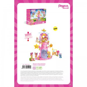 Pinypon Purpurizer
