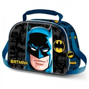 DC Comics Batman Knight 3D lunch bag