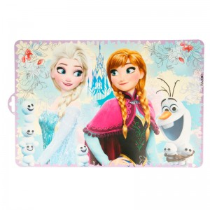 Disney Frozen toddler easy offset placemat