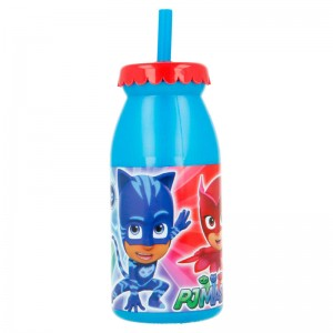 PJ Masks milk bottle