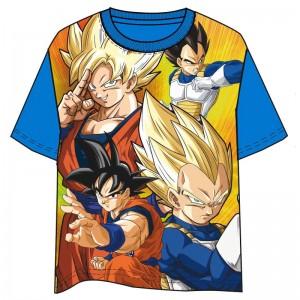 Dragon Ball blue t-shirt