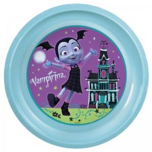 Disney Vampirina plate