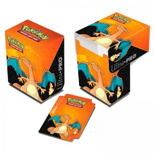 Pokemon Charizard Deck Box