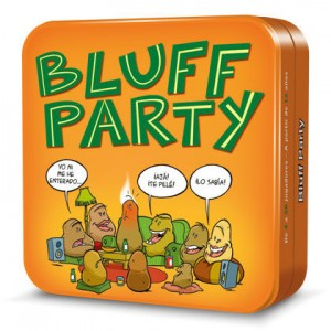 Bluff Party game