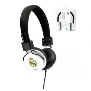 Real Madrid headphones