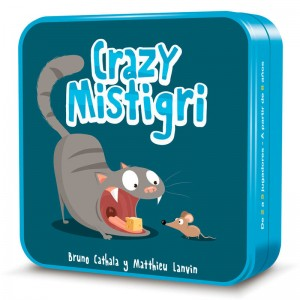 Crazy Mistigri game
