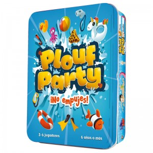Plouf Party game