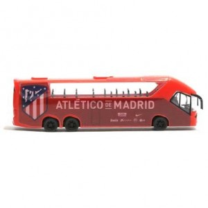 Atletico Madrid bus