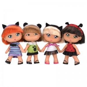 Barriguitas Costumes assorted doll