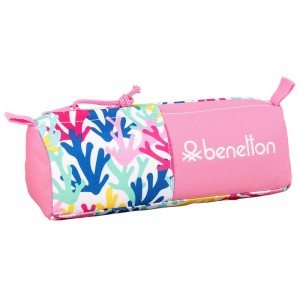 Benetton Coralli pencil case