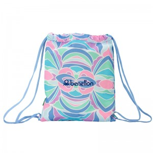 Benetton Arcobaleno gym bag