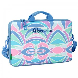 Benetton Arcobaleno laptob bag