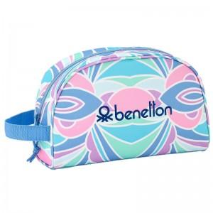 Benetton Arcobaleno adaptable vanity case
