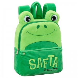 Frog plush backpack 22cm