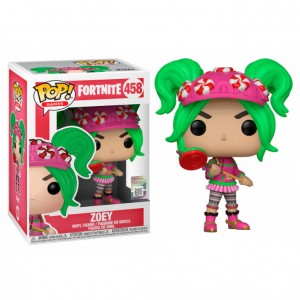 POP figure Fortnite Zoey Series 2