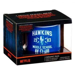 Stranger Things Hawkins AV Club mug