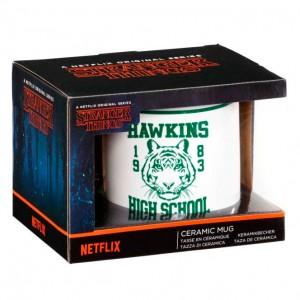 Stranger Things Hawkins High School mug
