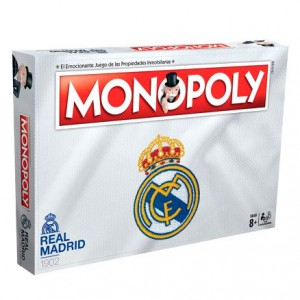 Real Madrid monopoly game