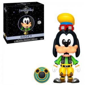 5 Star figure Disney Kingdom Hearts 3 Goofy