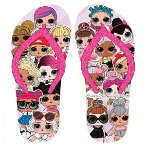 LOL Surprise premium flip flops