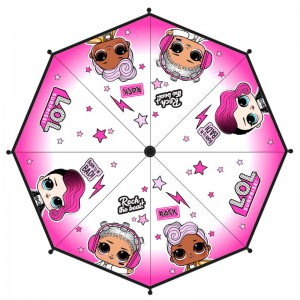 LOL Surprise Rock manual umbrella