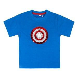 Marvel Avengers sequin premium t-shirt