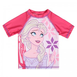 Disney Frozen swim t-shirt