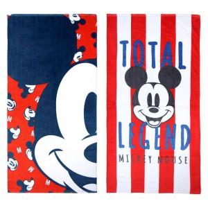 Disney Mickey assorted cotton beach towel