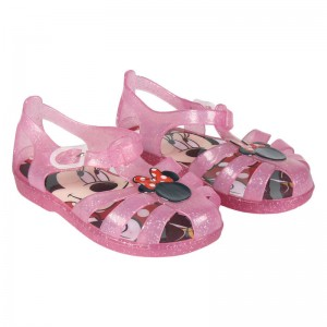 Disney Minnie beach sandals