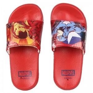 Marvel Avengers flip flops