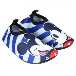 Disney Mickey wet shoes