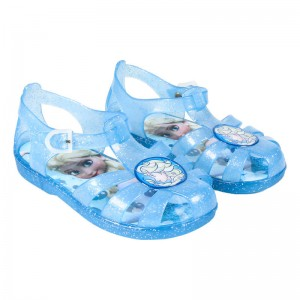 Disney Frozen beach sandals