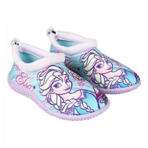 Disney Frozen wet shoes