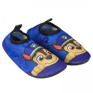 Paw Patrol wet shoes
