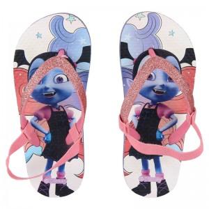 Disney Vampirina premium flip flops