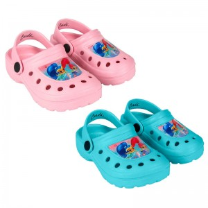 Shimmer and Shine assorted beach clog