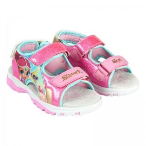 Shimmer and Shine sport sandals
