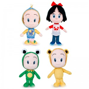 Cleo & Cuquin assorted plush toy 17cm
