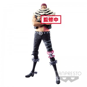 One Piece King of Artist The Charlotte Katakuri figure 26cm