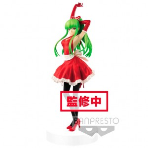 Code Geass Lelouch of the Rebellion C. C. Apron Style Exclusive figure 23cm