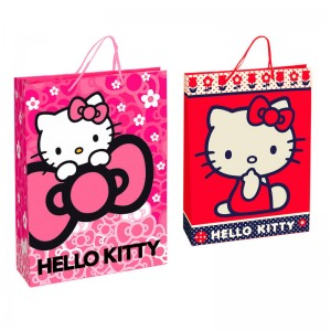 Hello Kitty assorted mini gift bag