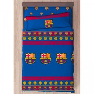F.C Barcelona sheets set 90cm