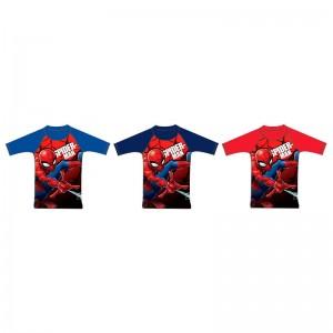 Marvel Spiderman assorted swim t-shirt